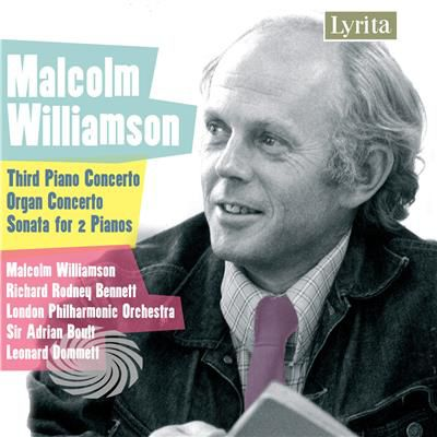 Williamson,Malcolm - Malcolm Williamson - CD - thumb - MediaWorld.it