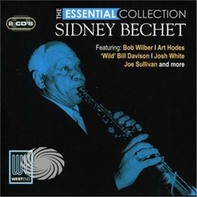 Bechet,Sidney - Essential Collection - CD - thumb - MediaWorld.it