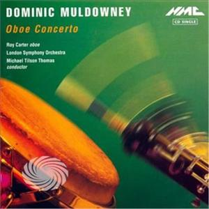 Lso/Tilson Thomas - Dominic Muldowney/Oboe Concerto - CD - thumb - MediaWorld.it