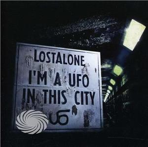 LOSTALONE - I'M A UFO IN THIS CITY - CD - thumb - MediaWorld.it