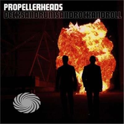Propellerheads - Decksandrumsandrockandroll - CD - thumb - MediaWorld.it