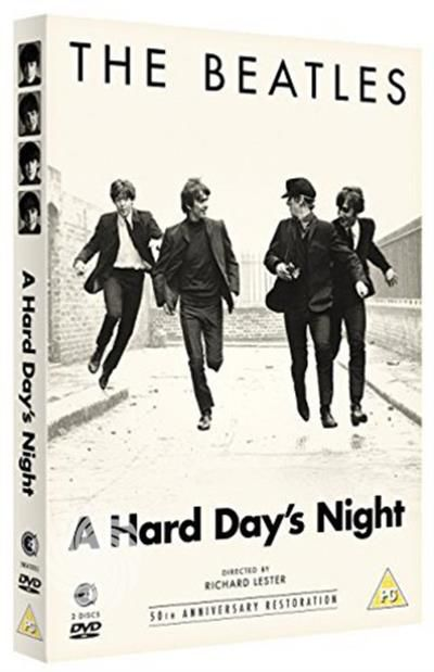 Beatles. The-Hard Day'S Night: 50th - DVD - thumb - MediaWorld.it