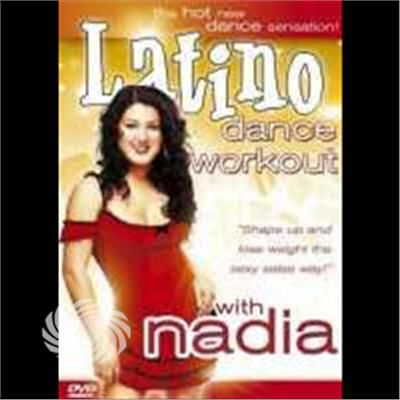 Latino Dance Workout With Nadia - DVD - thumb - MediaWorld.it