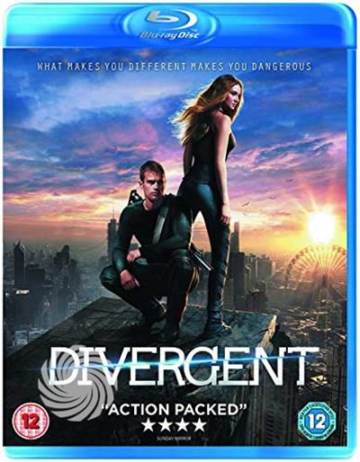 Movie-Divergent - DVD - thumb - MediaWorld.it
