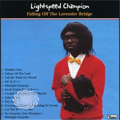 Lightspeed Champion - Falling Off The Lavender Bridge - CD - thumb - MediaWorld.it