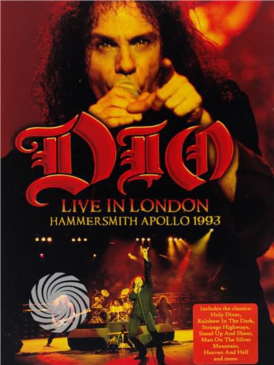 Dio - Dio - Live in London Hammersmith Odeon 1993 - DVD - thumb - MediaWorld.it