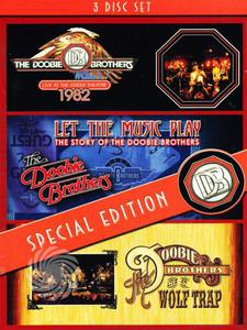 The Doobie Brothers - The Doobie Brothers - Live at the Greek Theatre - DVD - thumb - MediaWorld.it