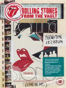 ROLLING STONES - FROM THE VAULT-HAMPTON COL - DVD - thumb - MediaWorld.it