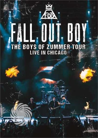 FALL OUT BOY - BOYS OF ZUMMER: LIVE IN CHICAGO - DVD - thumb - MediaWorld.it