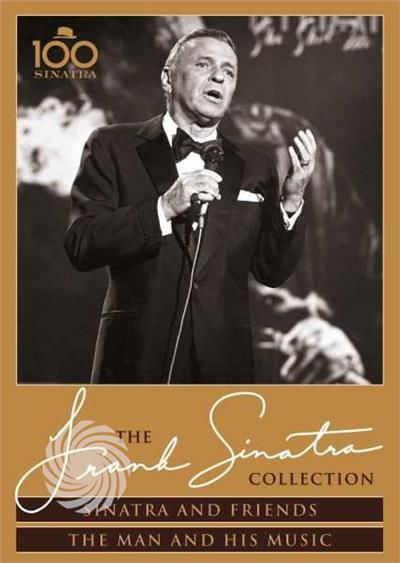 SINATRA FRANK - THE MAN AND HIS MUSIC - DVD - thumb - MediaWorld.it