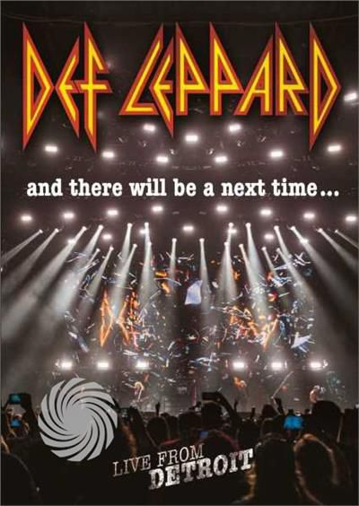 DEF LEPPARD - AND THERE WILL BE A NEXT TIME - DVD - thumb - MediaWorld.it