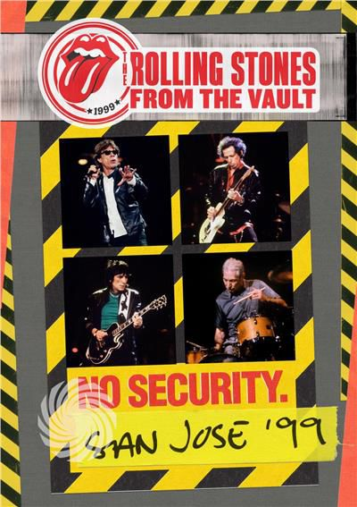 ROLLING STONES - FROM THE VAULT: NO SECURITY '99 - DVD - thumb - MediaWorld.it