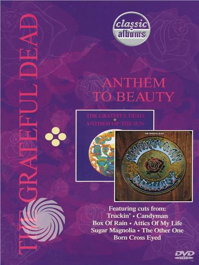 The Grateful Dead - Anthem to beauty - DVD - thumb - MediaWorld.it