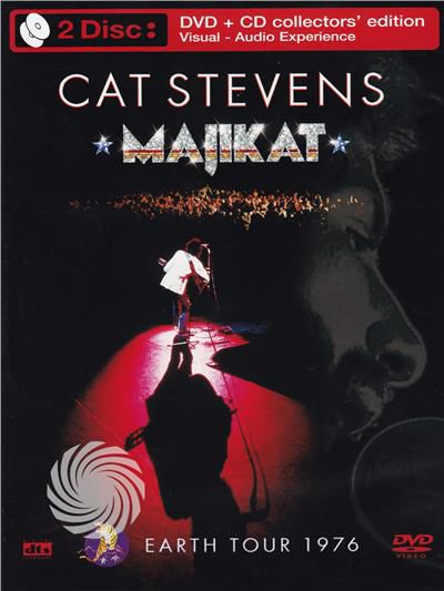 Cat Stevens - Majikat - Earth tour 1976 - DVD - thumb - MediaWorld.it