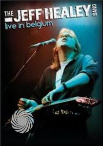 Jeff Healey Band - The Jeff Healey Band - Live in Belgium - DVD - MediaWorld.it