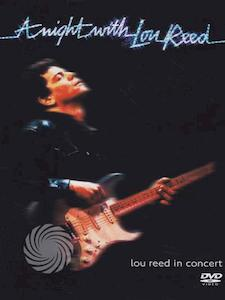 Lou Reed - A night with Lou Reed - DVD - thumb - MediaWorld.it