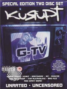 Kurupt - G-tv - DVD - thumb - MediaWorld.it