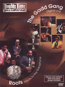 Roots - Salute to the saxophone / The Gadd Gang - Digital Live - DVD - thumb - MediaWorld.it