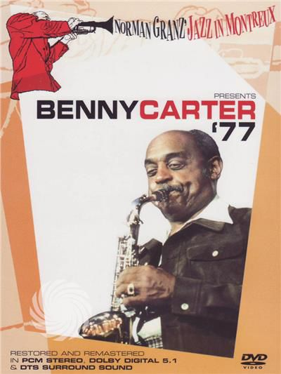 Norman Granz' jazz in Montreux presents Benny Carter '77 - DVD - thumb - MediaWorld.it