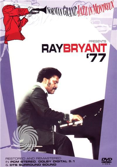 Norman Granz' Jazz in Montreux presents Ray Bryant '77 - DVD - thumb - MediaWorld.it