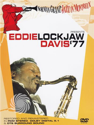 Eddie Lockjaw - Davis' 77 - DVD - thumb - MediaWorld.it