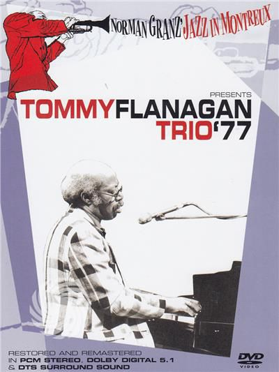 Norman Granz' Jazz in Montreux presents Tommy Flanagan Trio '77 - DVD - thumb - MediaWorld.it
