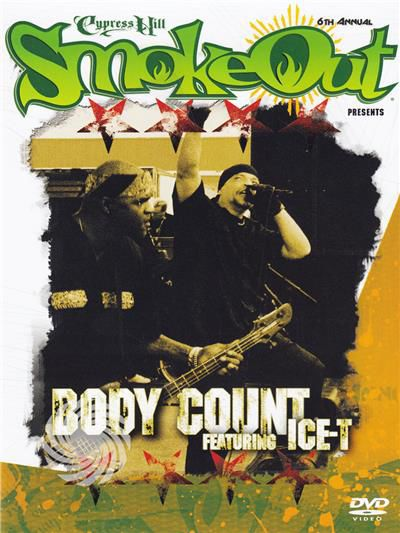 Cypress Hill Smokeout - Body Count featuring Ice-T - DVD - thumb - MediaWorld.it
