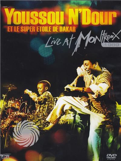 Youssou N'Dour et le Super Etoile de Dakar - Live at Montreux 1989 - DVD - thumb - MediaWorld.it