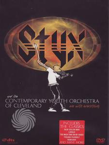 Styx & The Contemporary Youth Orchestra of Cleveland - One with everything - DVD - thumb - MediaWorld.it