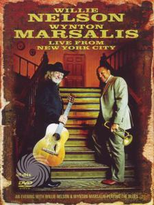 Willie Nelson, Wynton Marsalis - Willie Nelson & Wynton Marsalis - Live from New York City - DVD - MediaWorld.it