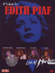 A tribute to Edith Piaf - Live at Montreux 2004 - DVD - thumb - MediaWorld.it