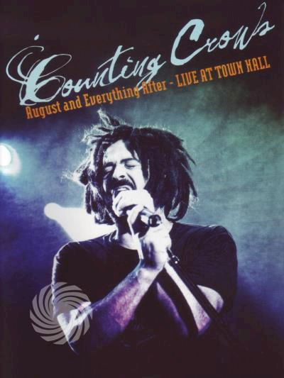 Counting Crows - August and everything after - Live at Town Hall - DVD - thumb - MediaWorld.it