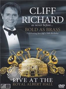 Cliff Richard - As never before - Bold as brass - Live at the Royal Albert Hall - DVD - thumb - MediaWorld.it