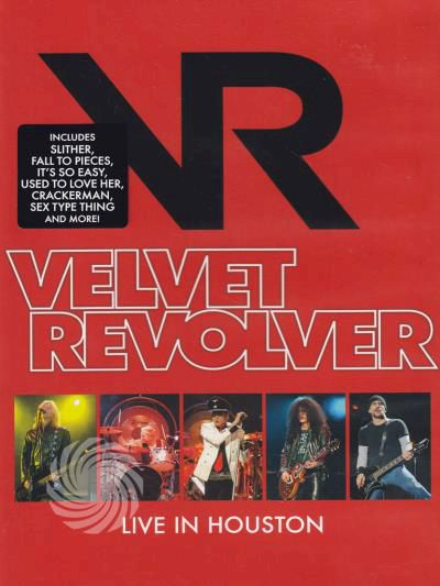 Velvet Revolver - Velvet Revolver - Live in Houston - DVD - thumb - MediaWorld.it