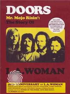 Doors Mr. Mojo Risin': The story of L.A. Woman - DVD - thumb - MediaWorld.it