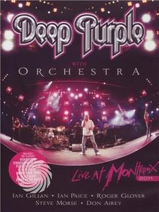 Deep Purple - Deep Purple with orchestra - Live At Montreux 2011 - DVD - thumb - MediaWorld.it