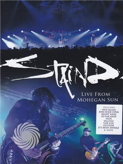 Staind - Staind - Live from Mohegan Sun - DVD - thumb - MediaWorld.it