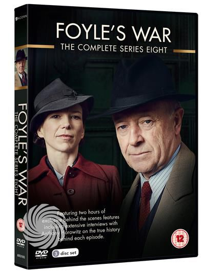 Foyle'S War: The Complete Series 8 - DVD - thumb - MediaWorld.it