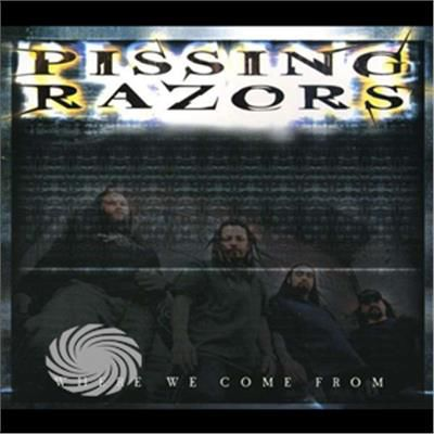 Pissing Razors - Where We Come From - CD - thumb - MediaWorld.it