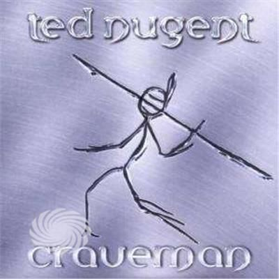 Nugent,Ted - Craveman - CD - thumb - MediaWorld.it