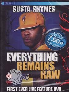 Busta Rhymes - Everything remains raw - DVD - thumb - MediaWorld.it