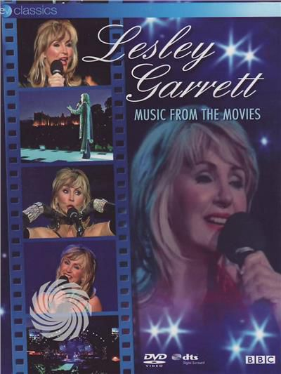Lesley Garrett - Music from the movies - DVD - thumb - MediaWorld.it