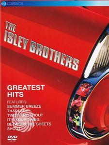 The Isley Brothers - Greatest hits - DVD - thumb - MediaWorld.it