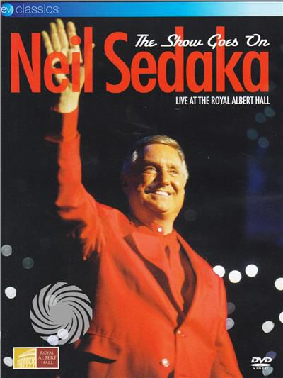 Neil Sedaka - The show goes on - Live at the Royal Albert Hall - DVD - thumb - MediaWorld.it