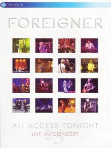 Foreigner - All access tonight: live in concert - DVD - thumb - MediaWorld.it