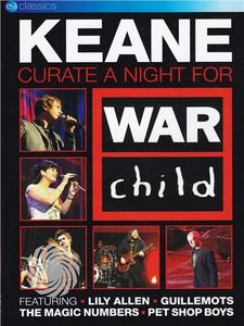 Keane - Curate a night for war child - DVD - thumb - MediaWorld.it