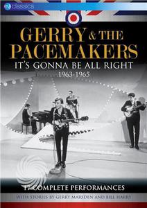 GERRY & THE PACEMAKERS - IT'S GONNA BE ALL RIGHT 1963-1965 - DVD - thumb - MediaWorld.it