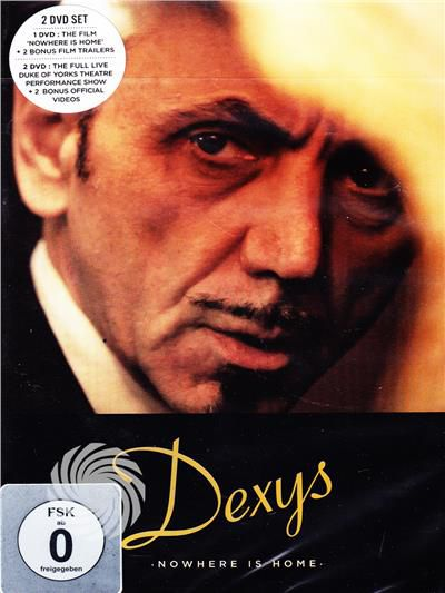 Dexys - Nowhere is home - DVD - thumb - MediaWorld.it