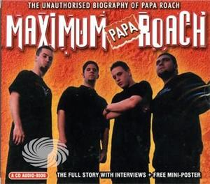 Papa Roach - Maximum - CD