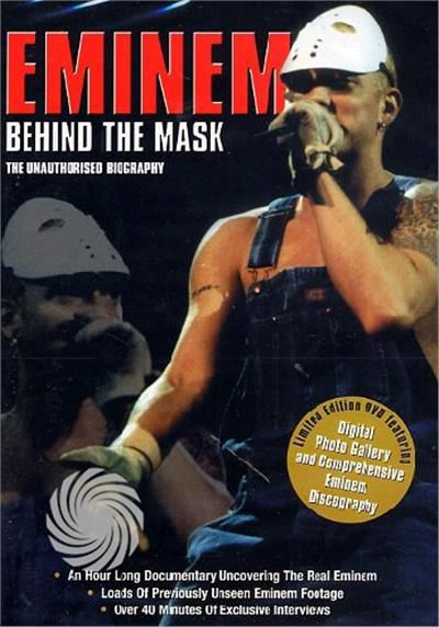 EMINEM-BEHIND THE MASK - DVD - thumb - MediaWorld.it